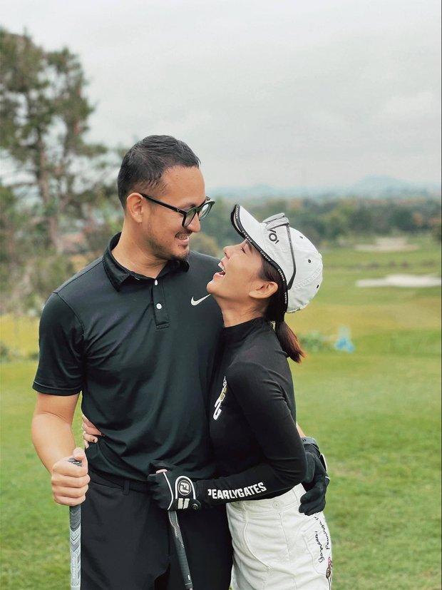 Đăng ảnh tình tứ với chồng CEO, MC Thu Hoài bị hội bạn xúm vào nói xấu thẳng mặt - Ảnh 1.