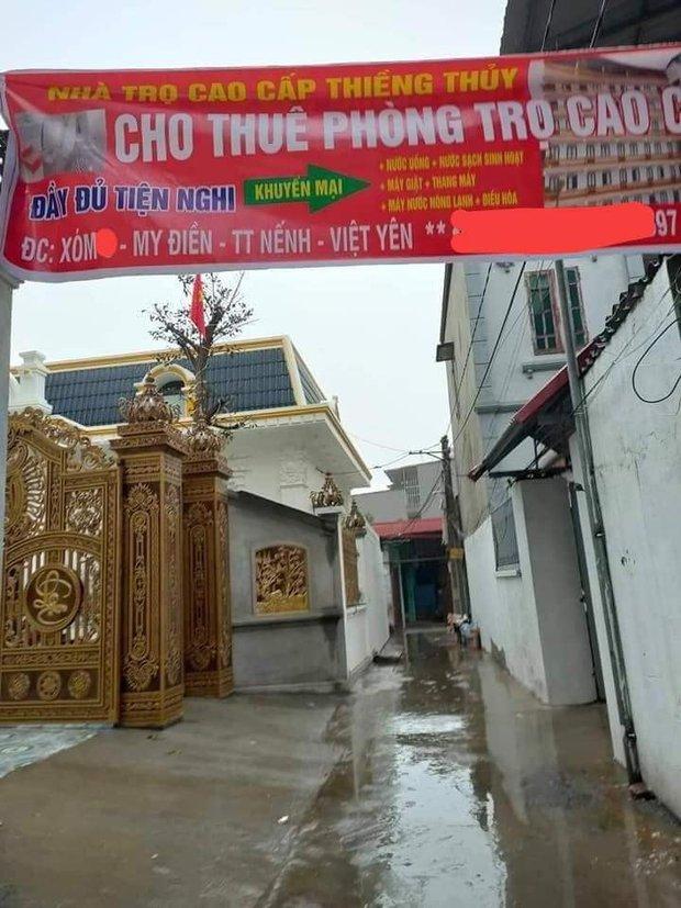 Xôn xao phòng trọ nhìn sang chảnh như khách sạn ở Bắc Giang, dân tình tò mò không biết giá thuê trên trời cỡ nào - Ảnh 3.