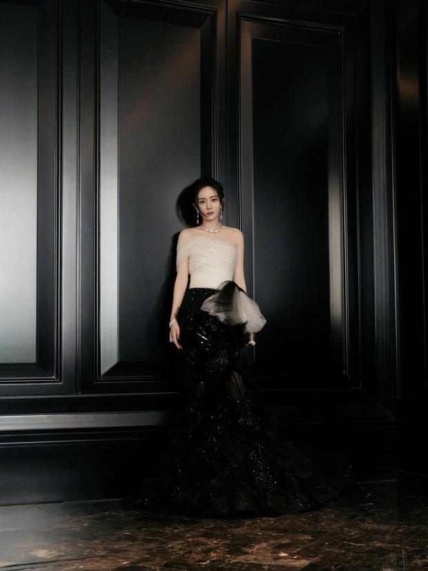 Biến căng: Stylist của Triệu Lệ Dĩnh bóng gió chuyện Dương Mịch diện đồ Haute Couture hàng fake, còn là đồ cổ 10 năm trước? - Ảnh 7.