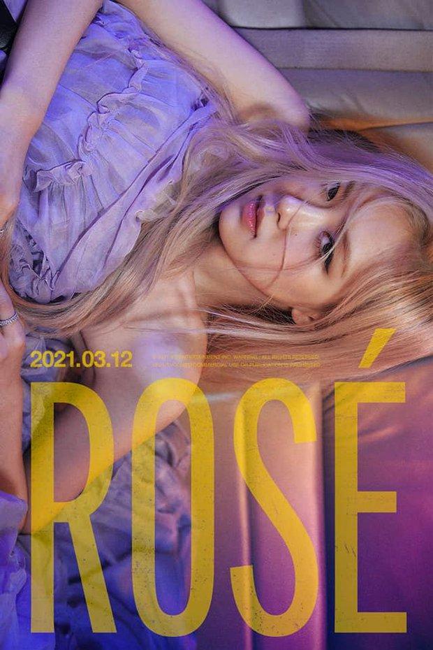 iKON chưa kịp comeback YG đã vội tung teaser của Rosé: Người chỉ trích, kẻ lại háo hức mong chờ tương tác sân khấu - Ảnh 2.