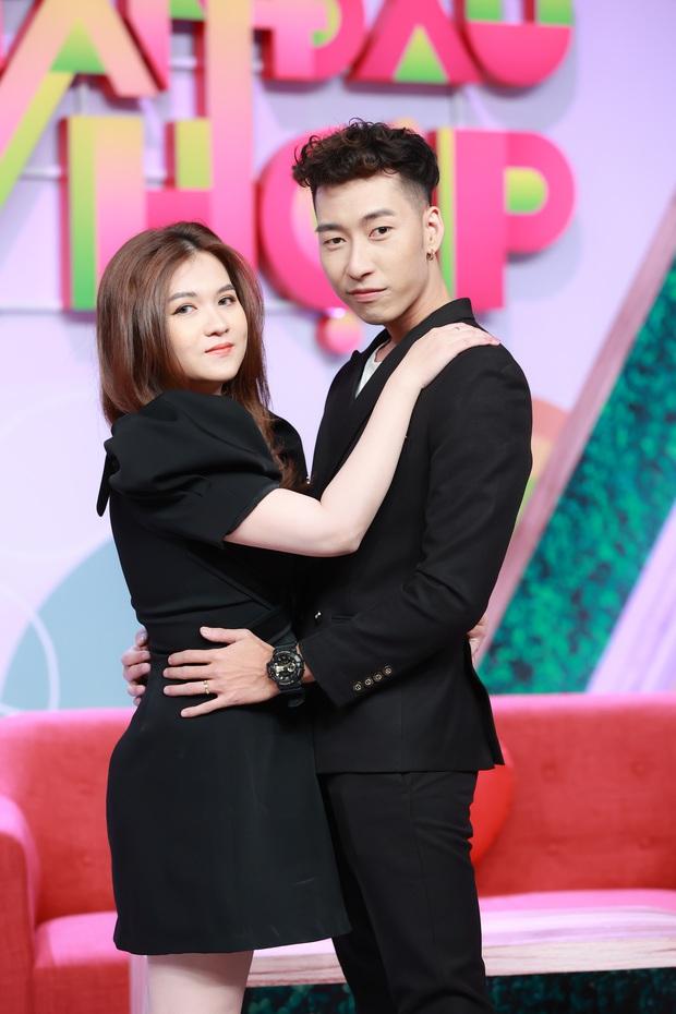 Rapper mũm mĩm Yuno Bigboi khoe vợ huấn luyện viên thể hình trên show thực tế - Ảnh 7.