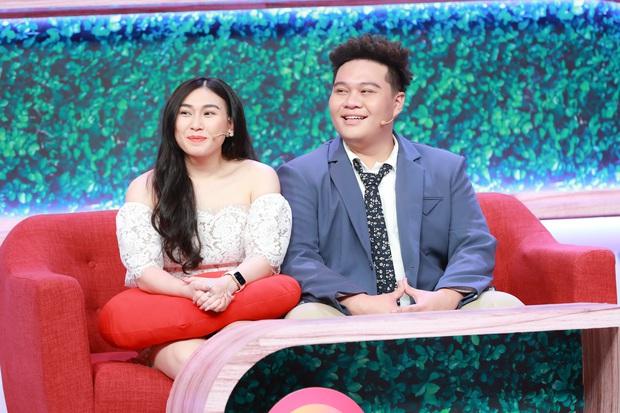 Rapper mũm mĩm Yuno Bigboi khoe vợ huấn luyện viên thể hình trên show thực tế - Ảnh 3.