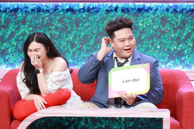 Rapper mũm mĩm Yuno Bigboi khoe vợ huấn luyện viên thể hình trên show thực tế - Ảnh 4.