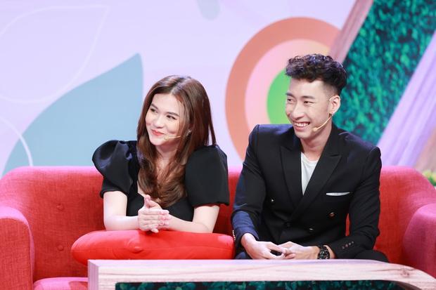 Rapper mũm mĩm Yuno Bigboi khoe vợ huấn luyện viên thể hình trên show thực tế - Ảnh 8.