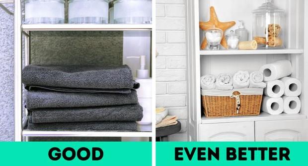 Thêm 7 món đồ nhỏ mà có võ giúp nâng cấp nhà tắm của bạn lên 1 level mới sang chảnh hơn hẳn - Ảnh 6.