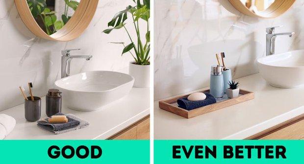Thêm 7 món đồ nhỏ mà có võ giúp nâng cấp nhà tắm của bạn lên 1 level mới sang chảnh hơn hẳn - Ảnh 4.