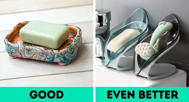 Thêm 7 món đồ nhỏ mà có võ giúp nâng cấp nhà tắm của bạn lên 1 level mới sang chảnh hơn hẳn - Ảnh 7.