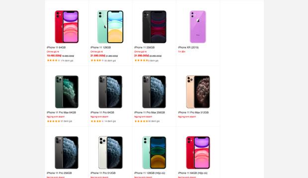 iPhone 11 giảm giá mạnh sau Tết, thời điểm vàng để iFan xuống tiền đã tới - Ảnh 2.
