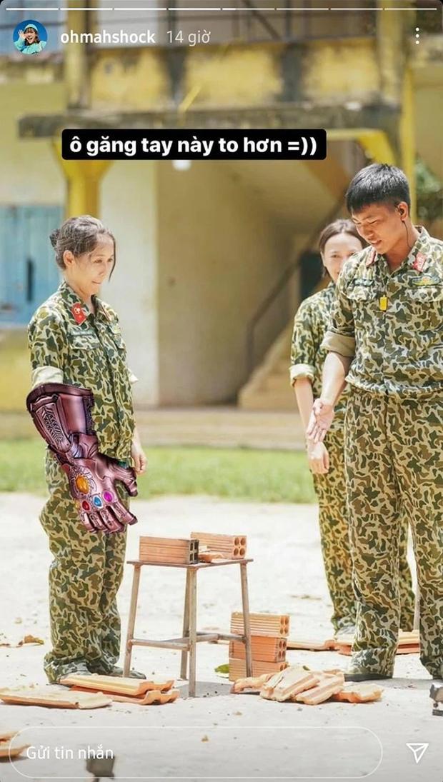 Hậu Hoàng hả hê khi được netizen chế ảnh trả đũa Mũi trưởng Long về vụ chặt ngói - Ảnh 3.