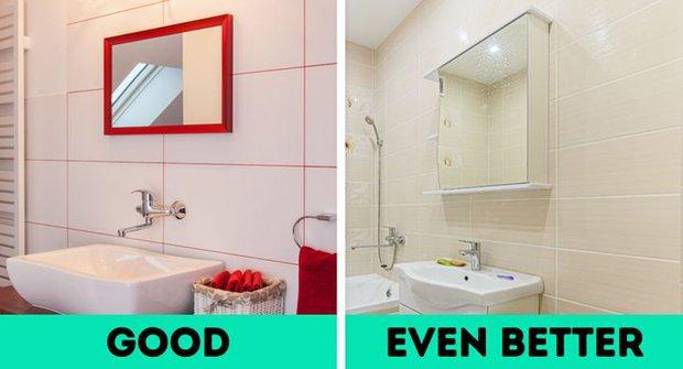 Thêm 7 món đồ nhỏ mà có võ giúp nâng cấp nhà tắm của bạn lên 1 level mới sang chảnh hơn hẳn - Ảnh 1.