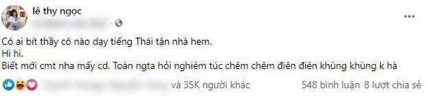 MisThy đòi học tiếng Thái khiến cả làng game Việt dậy sóng, hết Jun Vũ đòi làm gia sư đến Quang Cuốn nhận dạy buổi tối, tại nhà! - Ảnh 1.