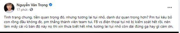 Nóng: Đội tuyển VCS bị kẻ xấu gạ bán độ, cả trăm triệu đồng chỉ để thua 1 trận - Ảnh 1.