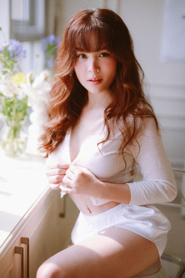 Showbiz Việt có cô Hoa hậu vừa giảm 6kg, chồng đại gia thưởng nóng luôn 6 tỷ đồng! - Ảnh 6.