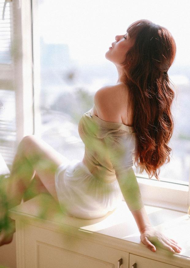 Showbiz Việt có cô Hoa hậu vừa giảm 6kg, chồng đại gia thưởng nóng luôn 6 tỷ đồng! - Ảnh 3.