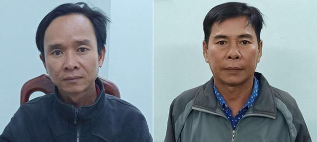 Chân dung 2 anh em ruột đưa nhiều phụ nữ Campuchia nhập cảnh trái phép - Ảnh 1.