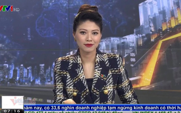 Tái xuất trên sóng VTV, vì sao BTV Ngọc Trinh biến mất trong nhiều tháng? - Ảnh 1.