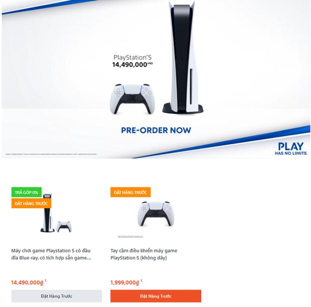 PlayStation 5 cháy hàng ngay khi mở bán tại Việt Nam, người may mắn mua được là nhờ... tìm kiếm bằng Google - Ảnh 1.
