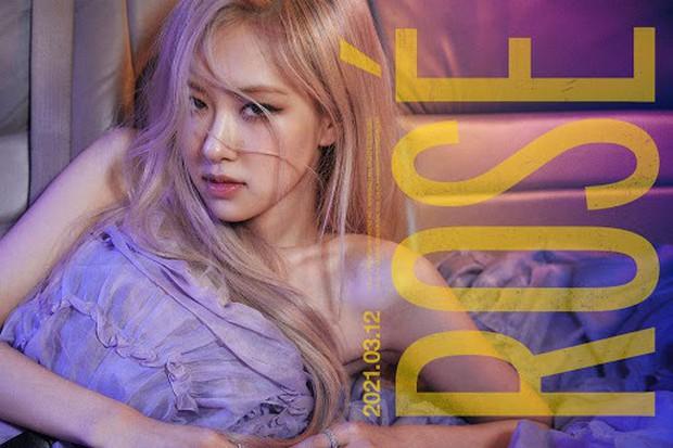 Vừa tung teaser solo, Rosé (BLACKPINK) đã gây tranh cãi vì nhan sắc: Bị Knet soi loạt bằng chứng dao kéo khó chối cãi? - Ảnh 2.