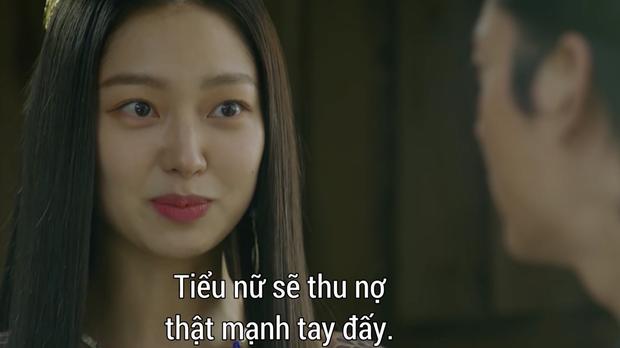 Vừa được Kim So Hyun chủ động ôm ấp, Ji Soo bạo miệng rủ ngay crush về chung phòng ở Sông Đón Trăng Lên - Ảnh 4.