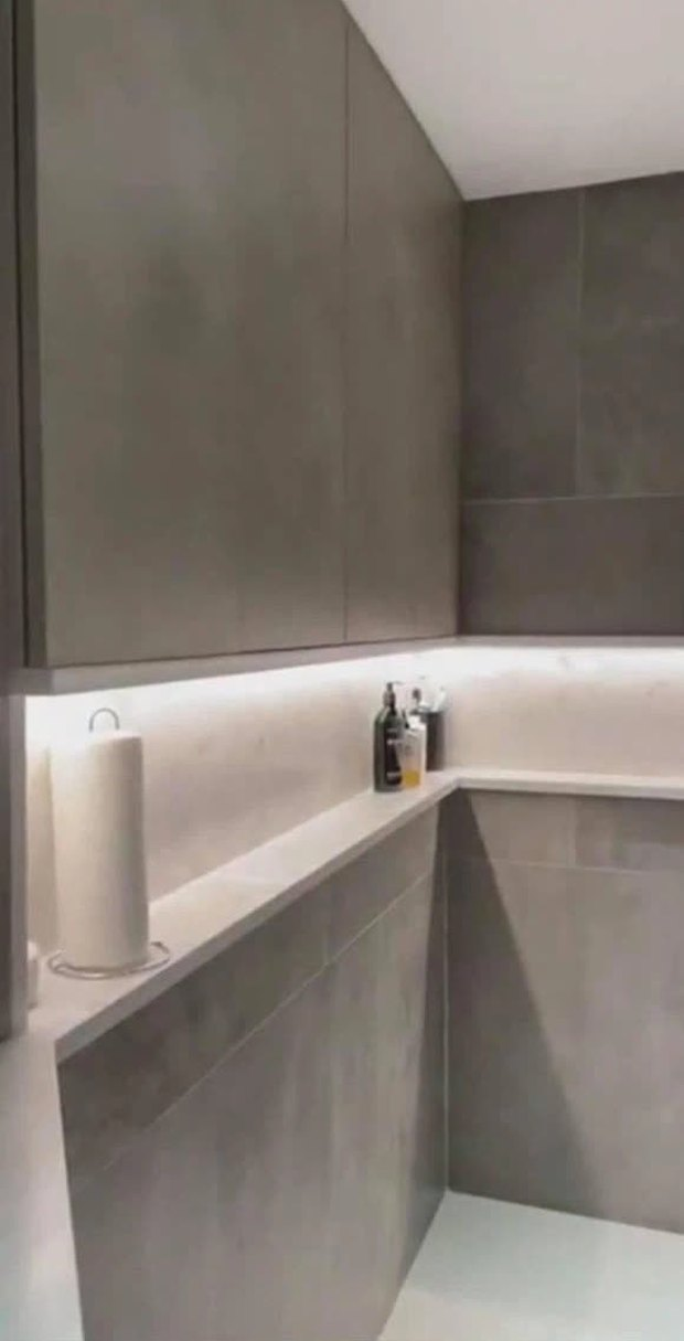 Trấn Thành khoe biệt thự mới tậu: Phòng tắm sang xịn mịn như khách sạn 5 sao, view nhìn ra thành phố đẹp mê li! - Ảnh 4.