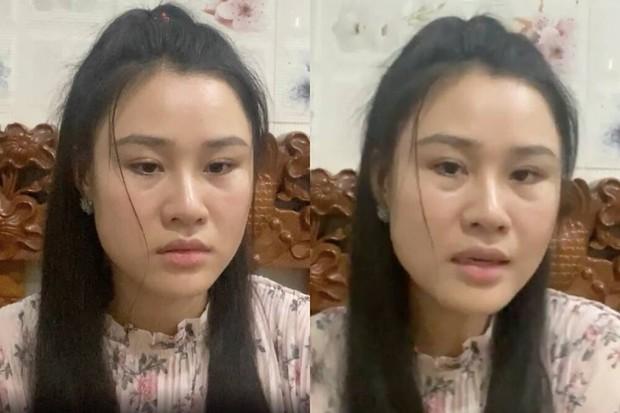Vợ Vân Quang Long livestream làm rõ chuyện tiền phúng điếu, từ chối nhận trợ cấp nuôi con từ Dương Ngọc Thái - Ảnh 3.