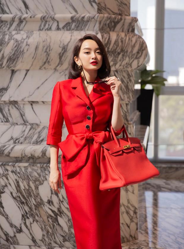 Super soi váy áo trong Gái Già Lắm Chiêu V: Toàn hàng thiết kế độc quyền, bóc giá loạt đồ hiệu mà tiền đình! - Ảnh 1.