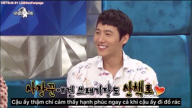 Ông xã cô giáo Cheon Seo Jin tiết lộ sở thích kỳ lạ của hai vợ chồng khi ở nhà! - Ảnh 5.