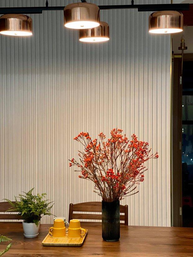 KTS mạnh tay chơi 4 phong cách cho căn hộ Vinhomes: Indochine kết hợp Wabi Sabi, thêm chút resort và có cả Art Deco - Ảnh 9.