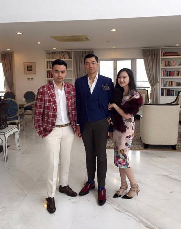 Giới con nhà giàu Việt Nam: Điểm chung hơn người của những cặp anh chị em máu mặt - Ảnh 23.