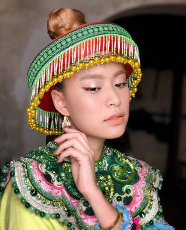 Chuyên gia trang điểm Minh Lộc: Người góp phần xây dựng nàng Mị Hoàng Thùy Linh và 11 tạo hình của Đông Nhi cách đây 3 năm  - Ảnh 5.