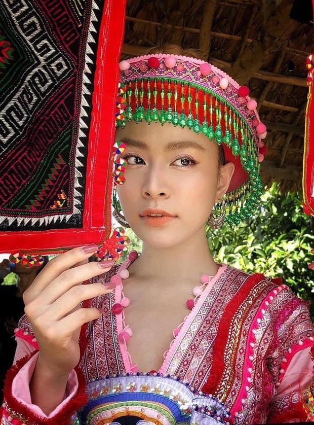 Chuyên gia trang điểm Minh Lộc: Người góp phần xây dựng nàng Mị Hoàng Thùy Linh và 11 tạo hình của Đông Nhi cách đây 3 năm  - Ảnh 6.