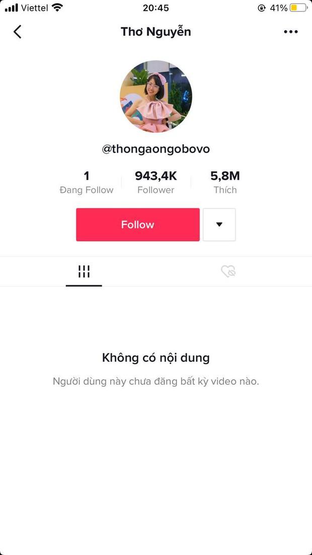 Thơ Nguyễn xỉu up, xỉu down nhưng bất ngờ trở lại hoạt động cực mạnh trên TikTok, có thêm hơn 5.000 follower mới - Ảnh 5.