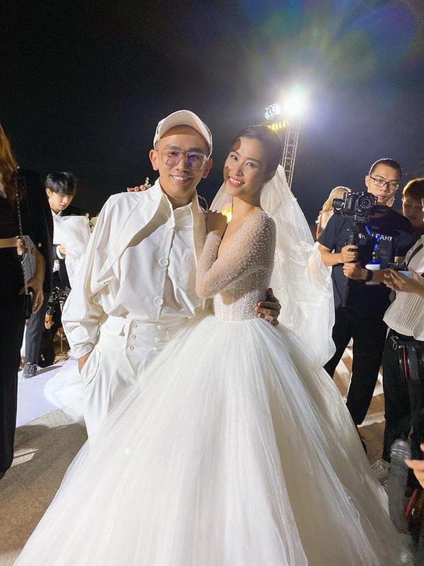 """Màn """"phù phép"""" đỉnh cao của Minh Lộc: Make up cho Nhã Phương - Đông Nhi ở đám cưới thế kỷ, giúp Lý Nhã Kỳ """"chặt chém"""" thảm đỏ Cannes - Ảnh 2."""