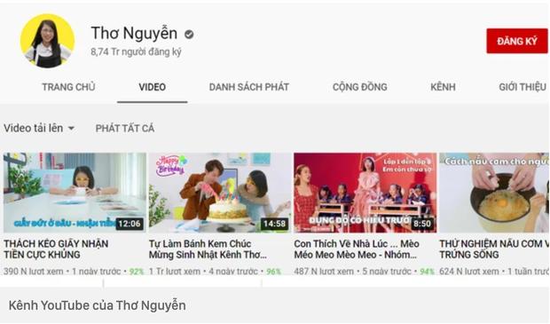 Không riêng gì Thơ Nguyễn, hàng loạt kênh YouTube Việt Nam nhảm nhí, nhạy cảm vẫn đang bùng nổ mỗi ngày! - Ảnh 1.
