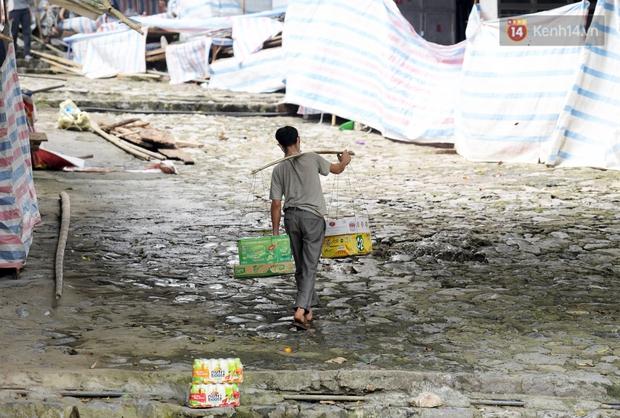Chùm ảnh: Người dân phấn khởi dọn dẹp, chuẩn bị đò giang để chờ ngày đón khách trở lại Chùa Hương - Ảnh 15.