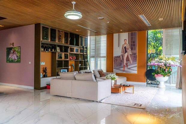 Hoa hậu lấy chồng đại gia có biệt thự rộng 1.200m2 giá 200 tỷ ở đất vàng quận 2 - Ảnh 5.