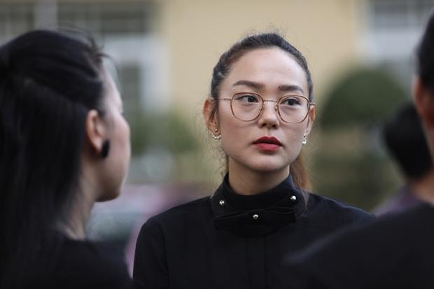 Minh Hằng xót xa khi đứng trước di ảnh chuyên gia make up Minh Lộc, kể về lần gặp cuối cùng gây xúc động - Ảnh 3.