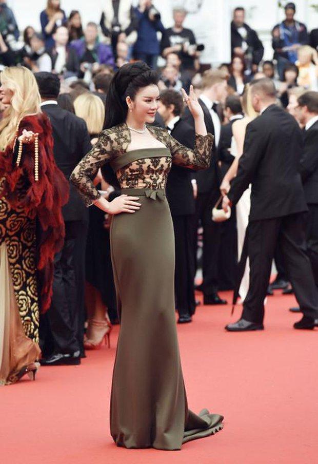 """Màn """"phù phép"""" đỉnh cao của Minh Lộc: Make up cho Nhã Phương - Đông Nhi ở đám cưới thế kỷ, giúp Lý Nhã Kỳ """"chặt chém"""" thảm đỏ Cannes - Ảnh 12."""