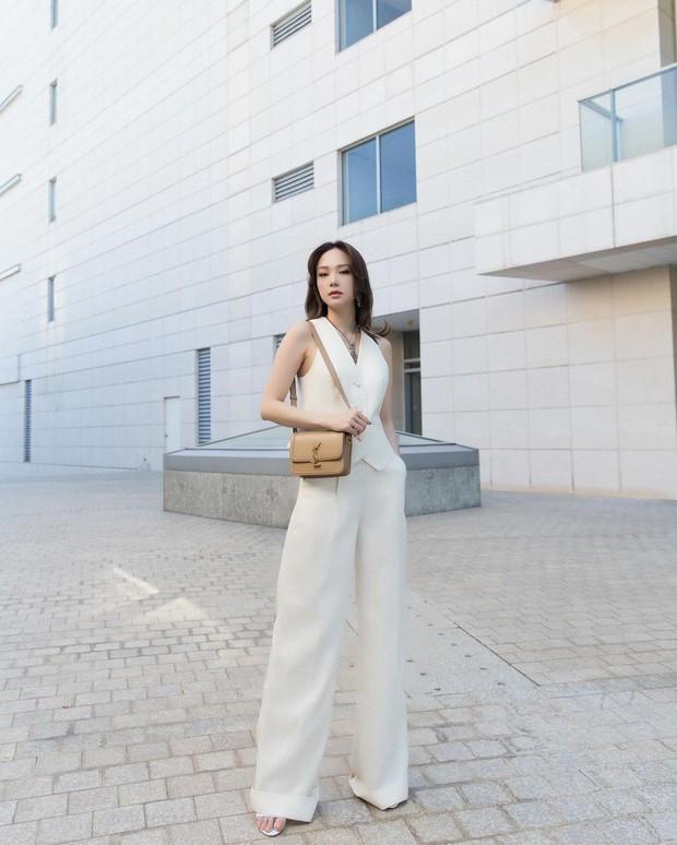 """Instagram look của sao Việt: Ngọc Trinh thất thế vì vòng 1 """"bay màu"""", trái ngược Amee sexy tới ná thở - Ảnh 7."""