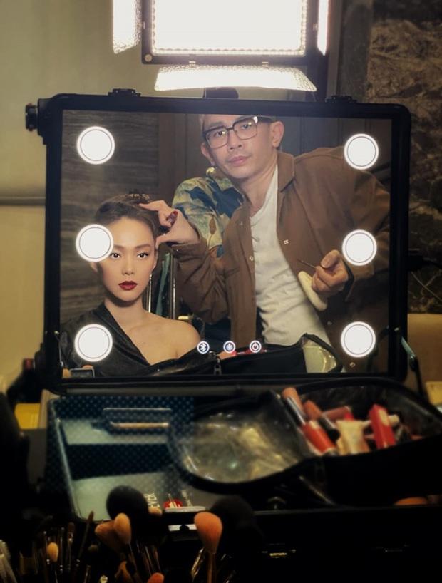 Minh Hằng xót xa khi đứng trước di ảnh chuyên gia make up Minh Lộc, kể về lần gặp cuối cùng gây xúc động - Ảnh 5.