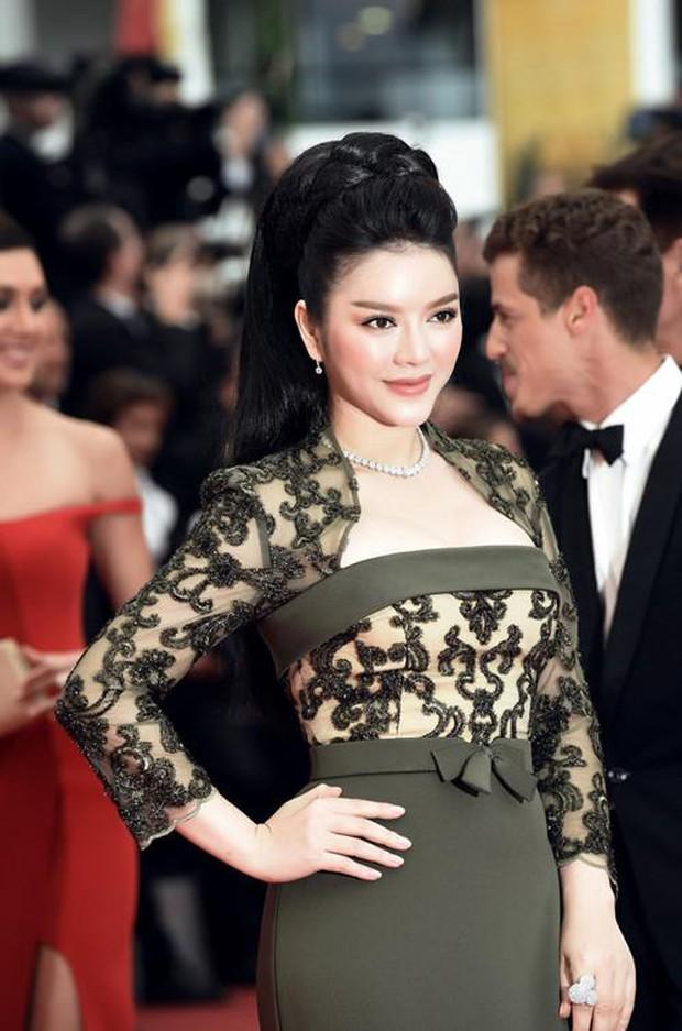 """Màn """"phù phép"""" đỉnh cao của Minh Lộc: Make up cho Nhã Phương - Đông Nhi ở đám cưới thế kỷ, giúp Lý Nhã Kỳ """"chặt chém"""" thảm đỏ Cannes - Ảnh 14."""