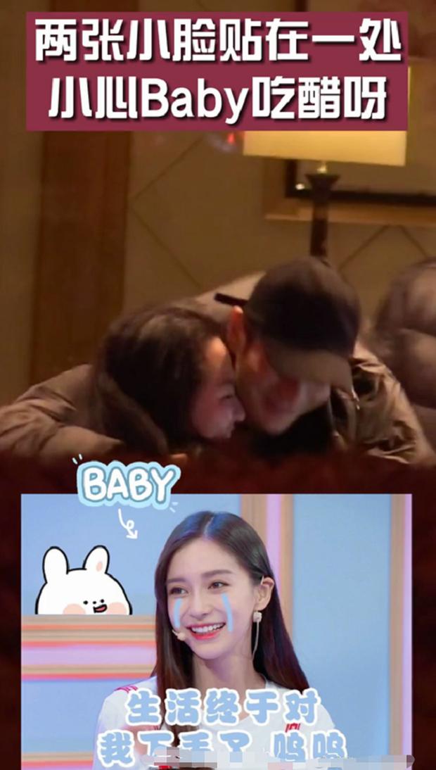 Lan tràn hình ảnh Huỳnh Hiểu Minh ôm ấp, kề má với 2 gái lạ đúng ngày 8/3, Angela Baby có ghen lồng ghen lộn? - Ảnh 6.