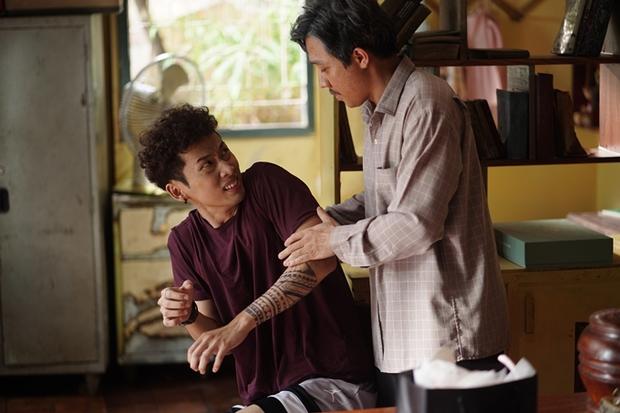Bố Già điện ảnh vừa hốt 100 tỷ, bản web drama cũng vượt mặt phim Park Shin Hye đạt thành tích ấn tượng - Ảnh 4.
