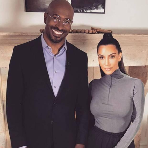 Kim Kardashian đang bí mật hẹn hò, profile cực khủng của tình mới ăn đứt chồng cũ Kanye West? - Ảnh 2.