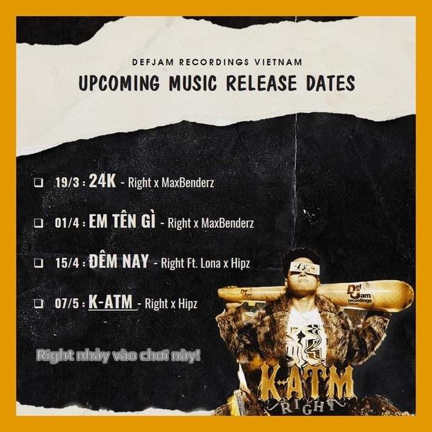 Rapper lọt vào Chung kết King Of Rap tung track mới có tựa đề bị cho là cà khịa K-ICM? - Ảnh 1.