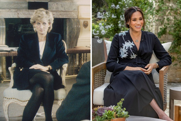 Sao chép Công nương Diana trong cuộc phỏng vấn bom tấn, Meghan Markle đang chịu chung nỗi khổ với mẹ chồng quá cố hay lợi dụng hào quang để nổi tiếng? - Ảnh 1.