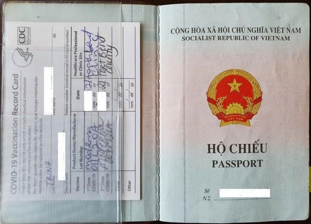 Công dân Việt Nam đầu tiên có hộ chiếu vắc xin về nước, vẫn phải cách ly theo quy định - Ảnh 2.