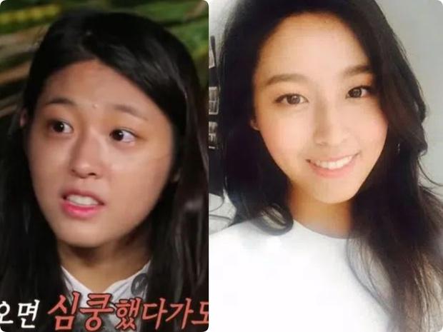 Sao Hàn từ da đen nhẻm lột xác trắng mịn, hồng hào: Đến Yoona cũng phải có chiêu dưỡng trắng riêng mình - Ảnh 4.