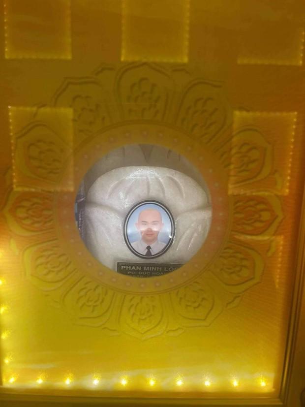Vũ Thu Phương chia sẻ ảnh nơi tro cốt của phù thuỷ make up Minh Lộc an vị, Lệ Quyên xót xa không nói nên lời - Ảnh 2.