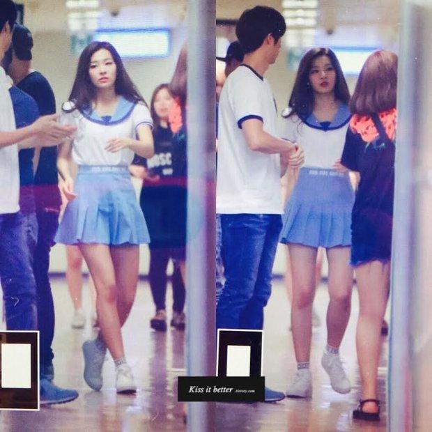 3 nữ idol hack dáng đỉnh nhất Kpop: Seulgi (Red Velvet) trông như 1m70, thánh body mới gây lú vì chiều cao ảo diệu - Ảnh 7.